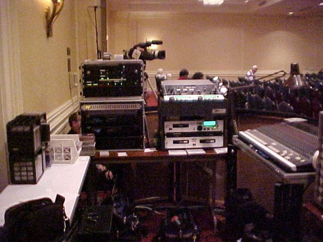 DJ, Wireless Mic, Recording and FOH Mixer