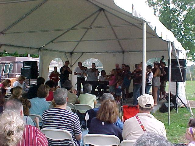 Bolton Fair Fiddler Contest