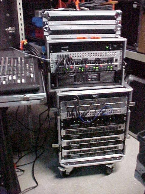 Amp Racks final testing