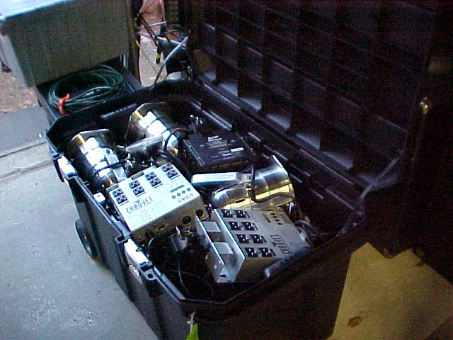 1 of 2 lighting cases